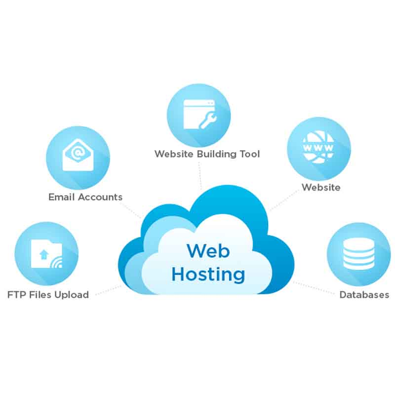 web hosting and server management services,codecl